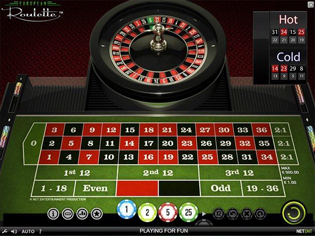 european roulette hq