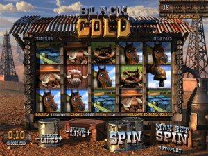 blackgold gokkast