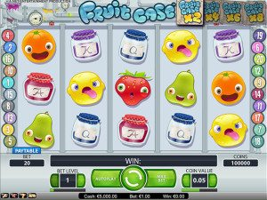 fruit case gokkast
