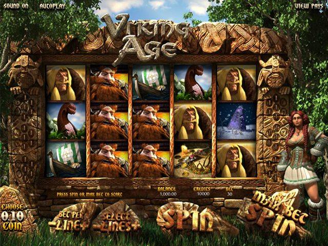 viking age gokkast