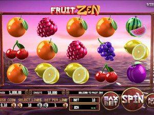 fruitzen gokkast