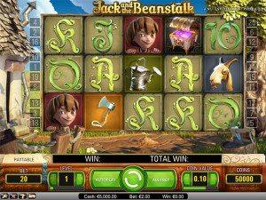 jack and the beanstalk symbolen