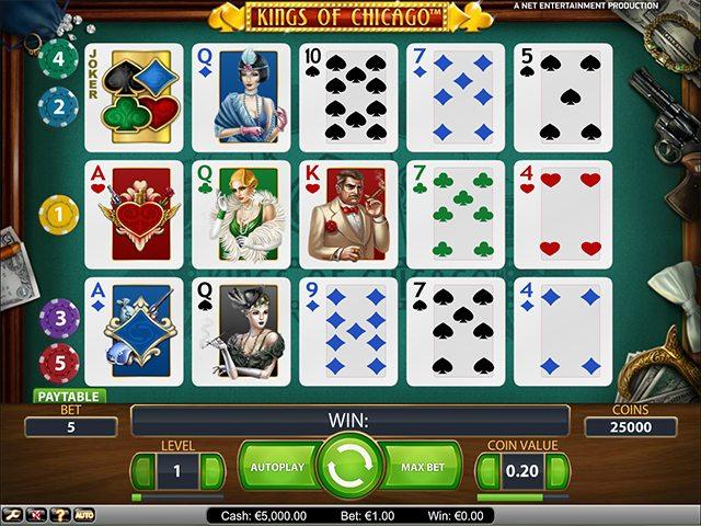kings of chicago casinospel