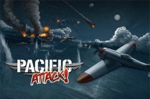 pacific attack logo