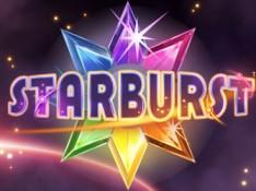 Geluk op de Starburst