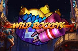 wild rockets logo