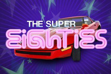 the super eighties logo