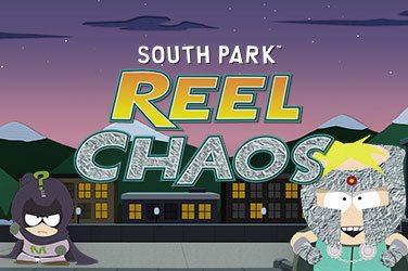 reelchaos south park