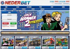 Nederbet-Casino