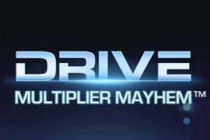 drive-multiplier-mayhem-slot-logo
