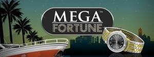mega fortune gokkast banner