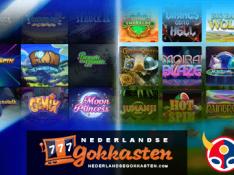 Nieuwe casino's gelanceerd op NederlandseGokkasten.com