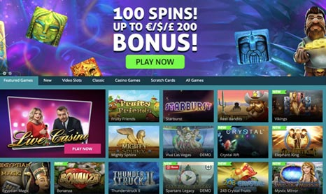 extraspel casino welkomstbonus