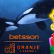 Oranje Casino & Betsson pakken weer goed uit in Februari!