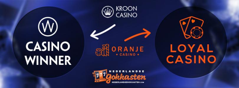oranje casino en kroon casino van naam veranderd