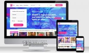 21.com casino welkomstbonus