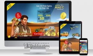 slotsmagic casino welkomstpakket