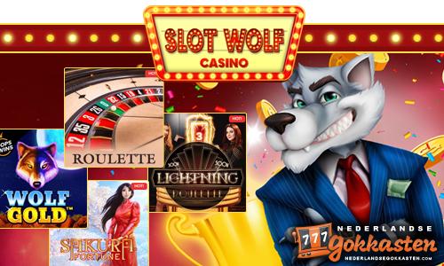 slotswolf casino spellen