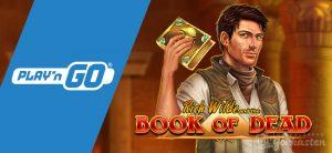 populaire gokkast book of dead